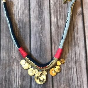 Beautiful Reversible Cord Necklace
